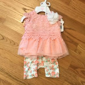 Little Lass Baby outfit 3M